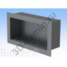 Очаг Стандартный 141-170 см Топливный блок BioKer 80 см