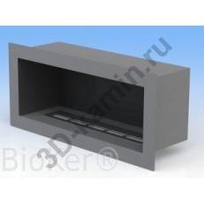 Очаг Стандартный 171-200 см Топливный блок BioKer 90 см