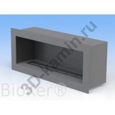 Очаг Стандартный 231-250 см Два топливных блока BioKer по 80 см