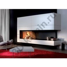 Топка Kal-Fire Heat Pure 90 угловая (стекло слева или стекло справа)