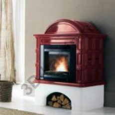 Печь-камин Palazzetti Ecofire Ginevra