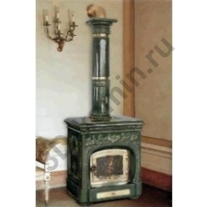 Печь камин Sergio Leoni Liberty - Либерти керамическая печка небольших размеров
