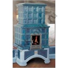 Печь камин Sergio Leoni Maxi Elisabeth - Макси Элизабет отопительная печь с банкетками