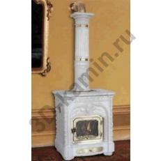 Печь камин Sergio Leoni Vecchia Londra - Векчиа Лондра ажурная керамическая печь
