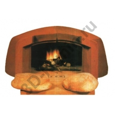 Печь для пиццы FRV-80