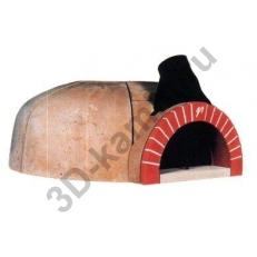 Печь для пиццы Vesuvio gr modelo 120 (Визувио)