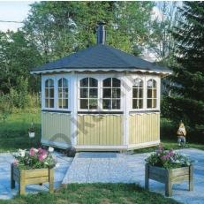 Садовый домик FESTIVO 8-K + гриль JTG/2 (Фестиво)