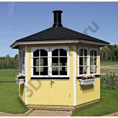 Садовый домик FESTIVO 6-K + гриль JTG/1 (Фестиво)