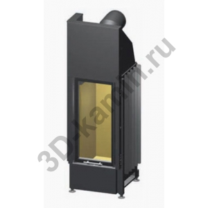 Топка Spartherm Arte 1Vh Linear 4S